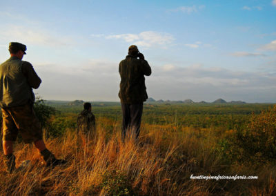 Hunting in Limpopo South Africa