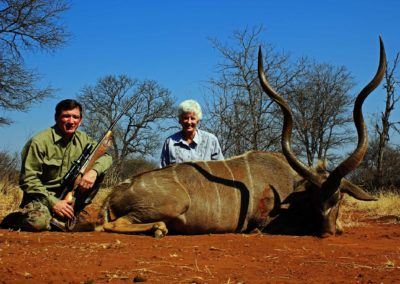 Kudu hunting packages South Africa