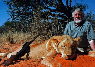 Lioness Hunting Package