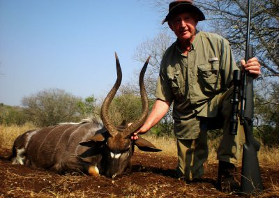 Best nyala hunting in South Africa