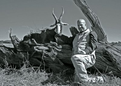 Blesbok hunting tips