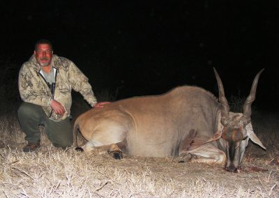 Eland hunting prices