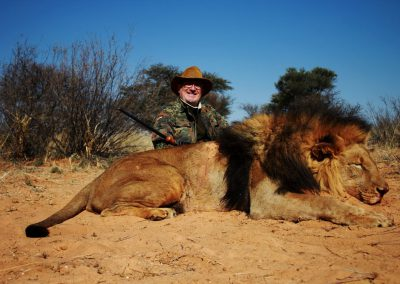 African lion safari package deals