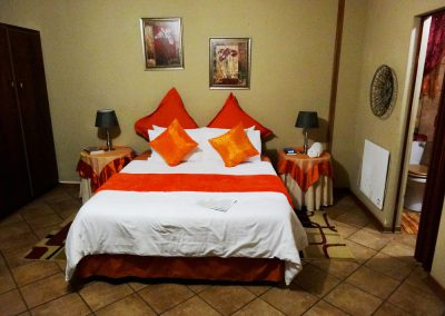 Lodge accommodation in North West Province