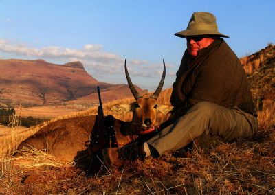 Reedbuck hunting prices South Africa