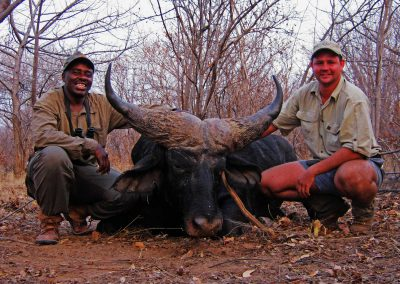 Cape buffalo hunting prices