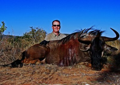 First timer African hunting safari package