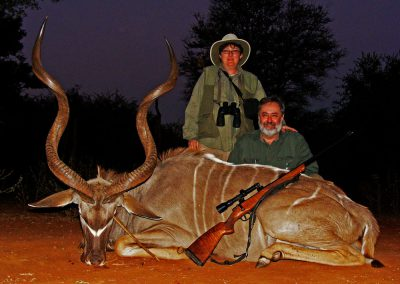 Ultimate African hunting package kudu