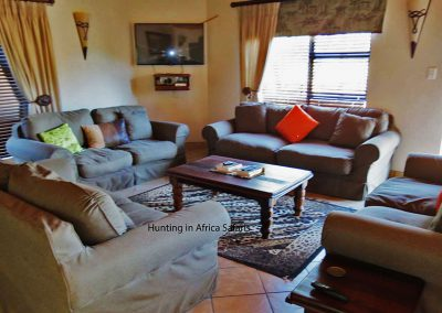 5 star hunting accommodation North West Province