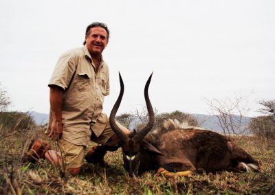 Hunting nyala in KZN