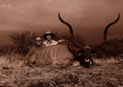 Kudu hunting prices South Africa