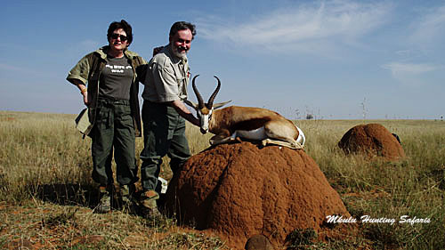 Ultimate African hunting package